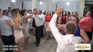 Super Sarbe Moldovenesti ca la Nunta - Vrancea pensiunea Leonardao cu Formatia MONTANA Bra ...