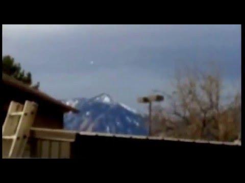 UFO Sighting  Boulder Colorado March 7th 2016