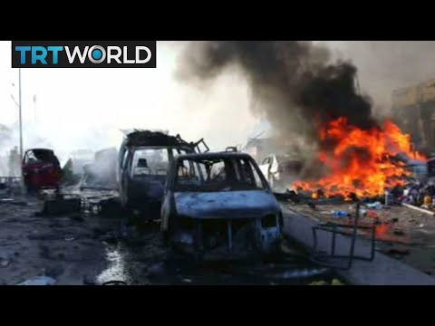 Somalia Attacks: Al Shabab claims deadly Mogadishu bombings