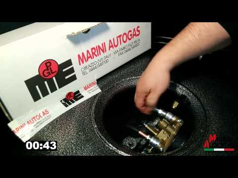 Multivalve Marini Autogas Italy ||easy and fast||