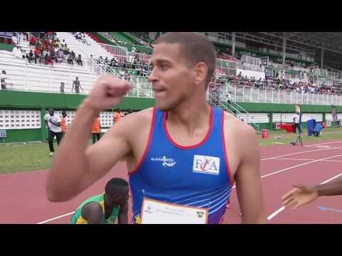 VIIIes Jeux de la Francophonie 2017 - ATHLETISME et HANDISPORT FINALES H/F 24 JUILLET