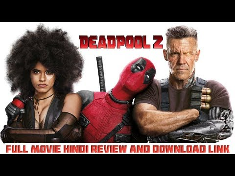 Deadpool 2 || Full Movie Hindi Review || Download Link || MKV Cinema
