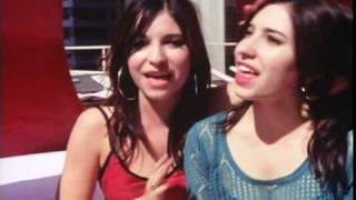 "Veronicas ""Spend the Night Together"" EPK Excerpts Super 8mm Test"