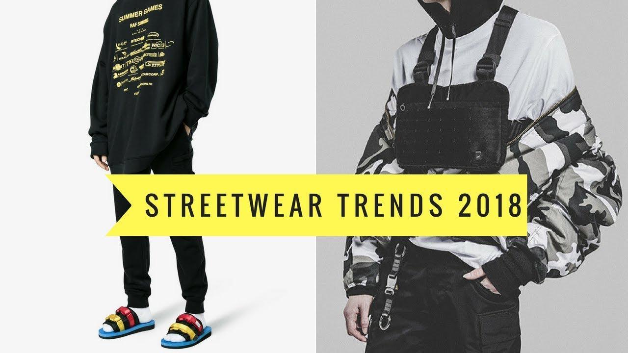 Streetwear Trends 2020.Streetwear Hypebeast Trends Of 2018 So Far
