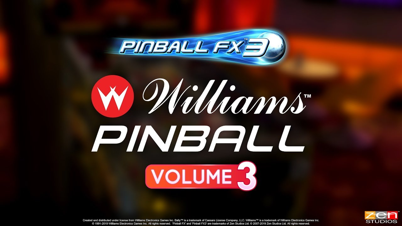 Pinball FX 3 - Nintendo Switch Forum - Page 10