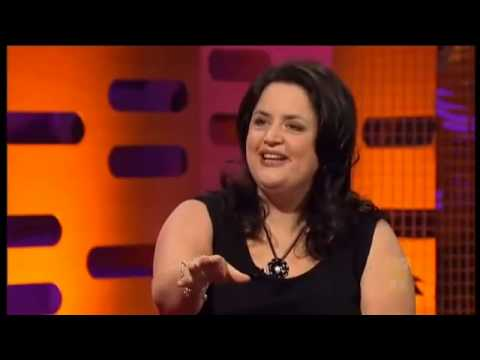 The Graham Norton Show 2009 S5x02 Greg Kinnear, Ruth Jones Part 1 YouTube