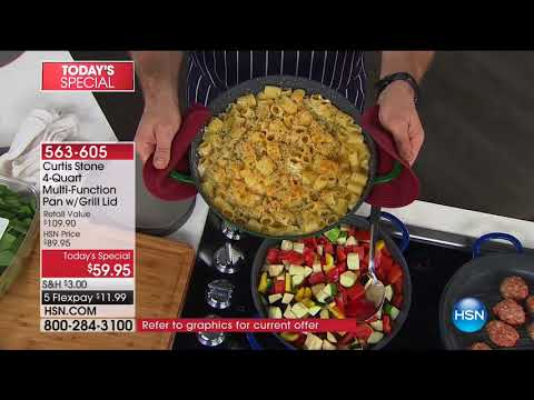 HSN | Chef Curtis Stone 01.20.2018 - 06 AM