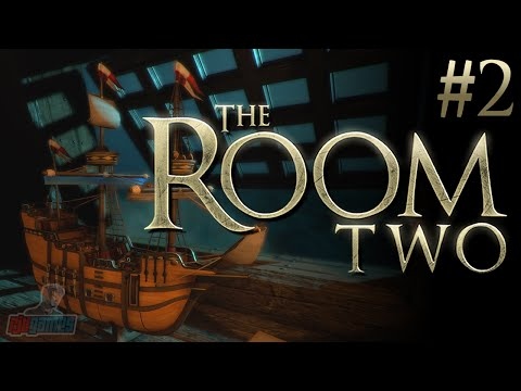 PIRATE SHIP - Let's Play The Room Two PC Part 2 | Game Walkthrough | 60fps Gameplay
