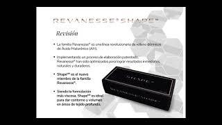 Proyección para pacientes maduros con Revanesse Shape
