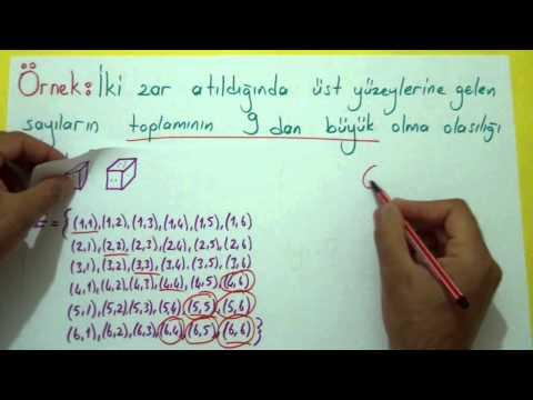 OLASILIK 1 - Şenol Hoca