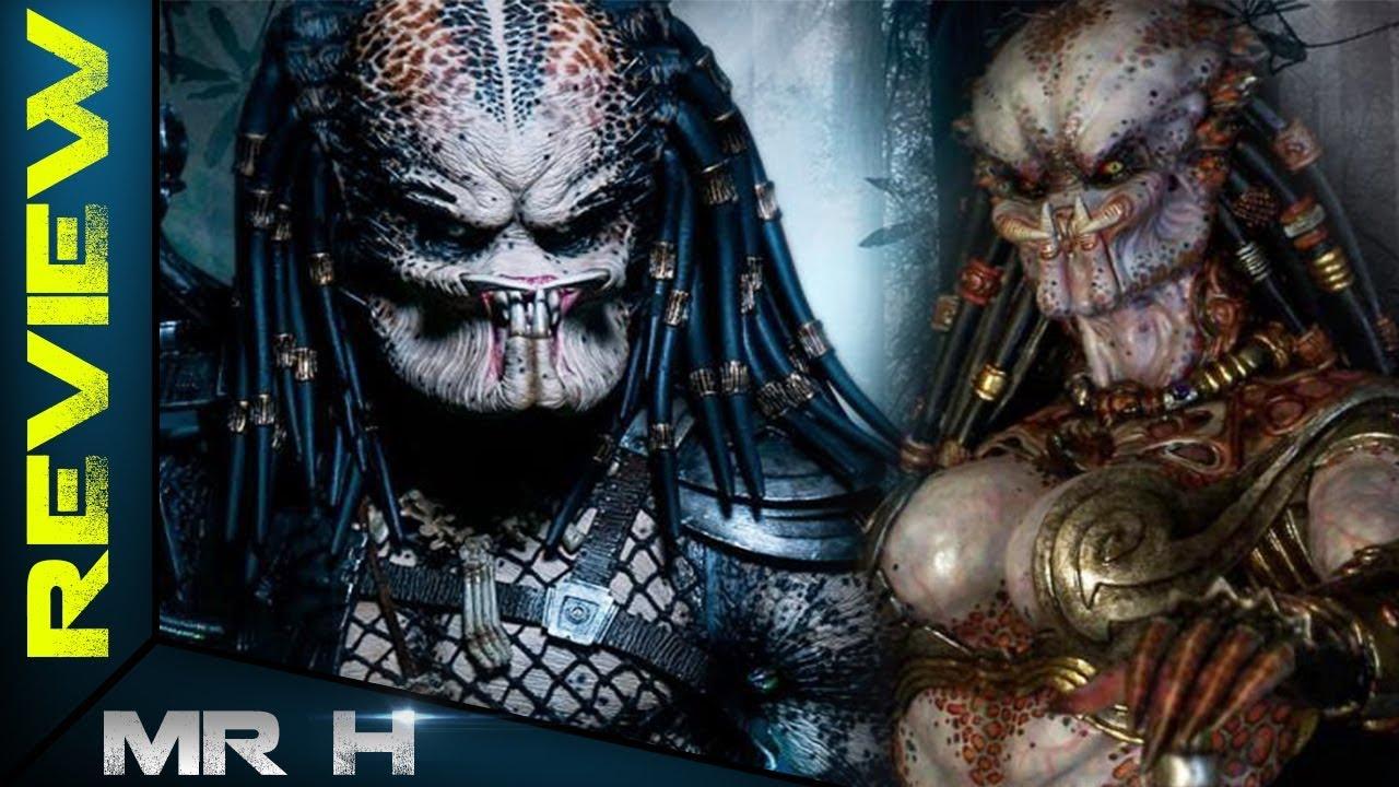 Female Predators Yautja In The Predator 2018 Future Movies Spoilers