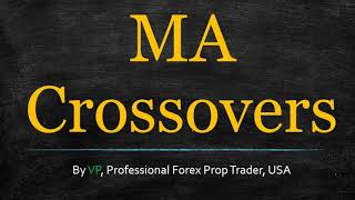 Moving Average Crossovers in Forex -- There's a Better Way