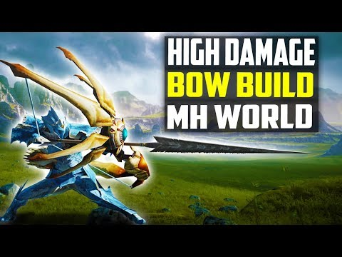 High Damage Bow Build - Xeno Metora - High...