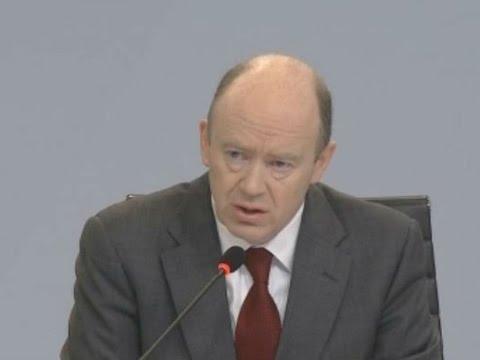 Deutsche Bank Chef John Cryan zu Stellenabbau und Tugenden: Statement auf Deutsch