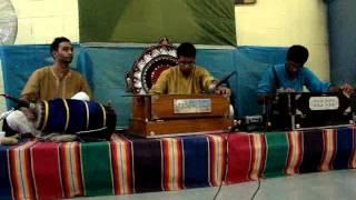 Harmonium concert; Kurai Onrum Illai: Raagamalika