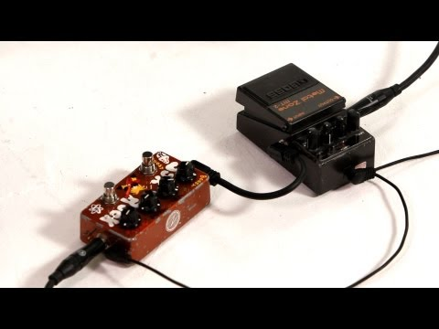 Distortion Pedal vs. Overdrive Pedal | Guitar Pedals