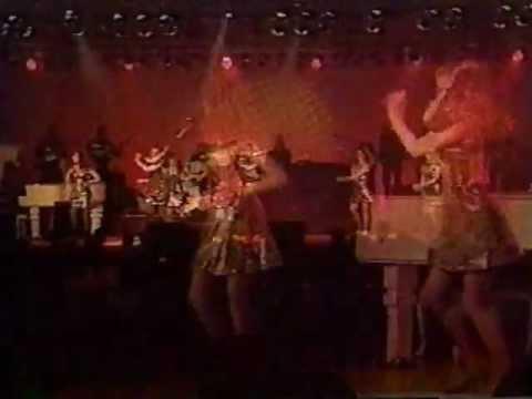 Dino Casino's Big Rock 'n Swing Revue I Will B There, Dino Marshall
