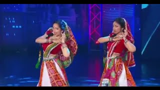 So You Think You Can Dance: Bollywood dance by Svetlana Tulasi & Ridy (Jhumka Gira Re)