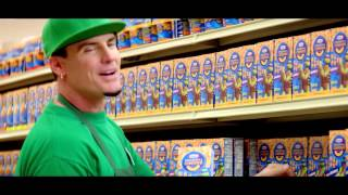Vanilla Ice - Go Ninja, Go Kraft Mac & Cheese commercial