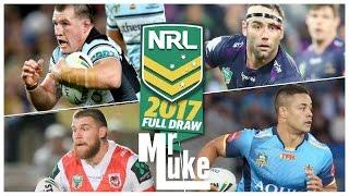 #NRL Draw
