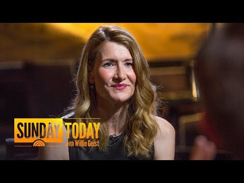 Laura Dern: I '100 Percent' Saw Parts Of My Own Past In 'The Tale' | Sunday TODAY