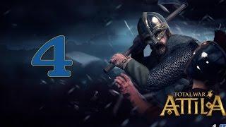 Геты - предки викингов #4 - Алабу [Total War: ATTILA]