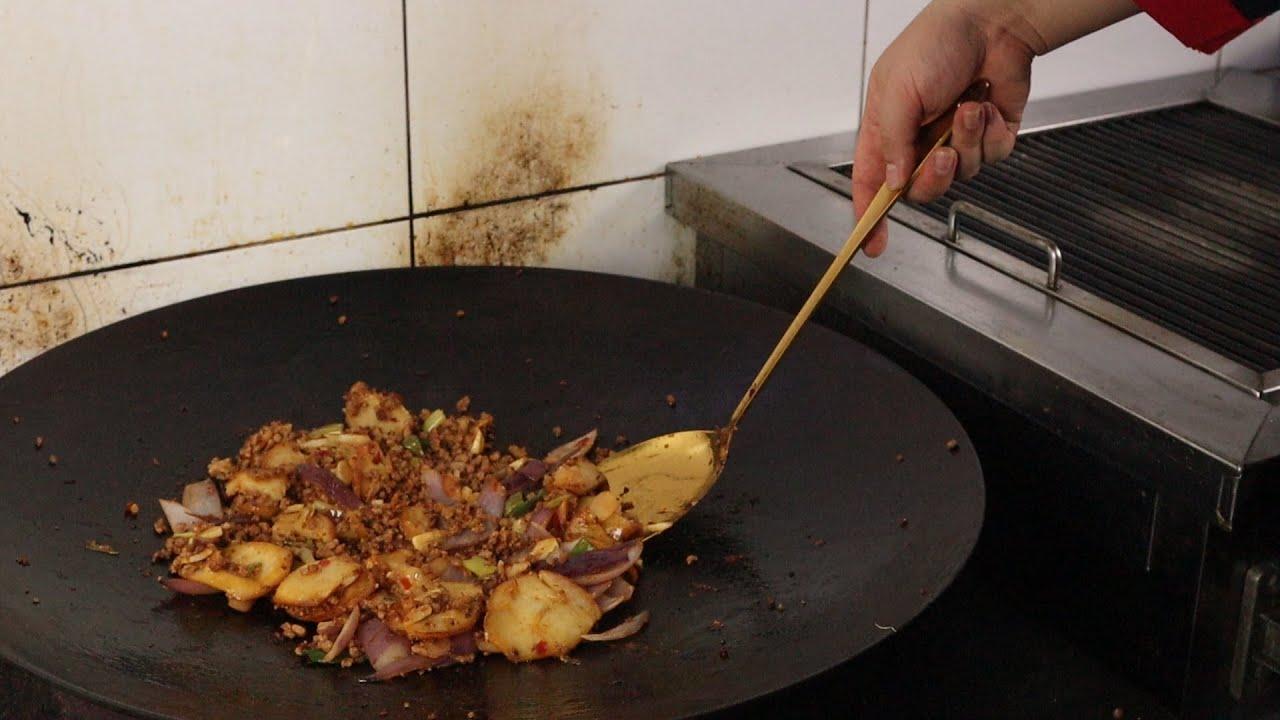 중국인들의 밥