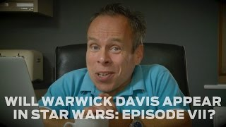 Will Warwick Davis Appear in Star Wars: Episode VII?
