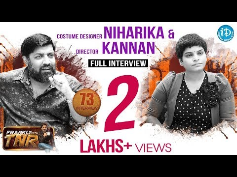 Costume Designer Niharika Reddy Full interview || Frankly Wi