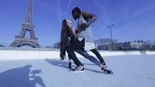 ENAH & POCAHONTAS DANCE AT THE EIFFEL TOWER (Paris, France) 🇫🇷