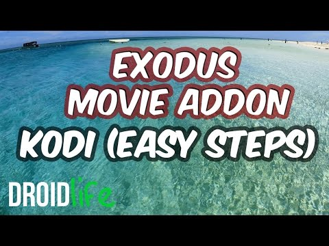 How to Install the Exodus Movie/TV shows addon on your Amazon Fire Stick, Android Box, PC