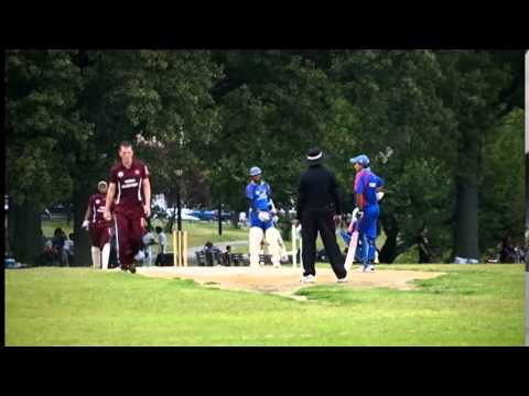 Highlights Harvard Vs Penn Finals American College Cricket 2014