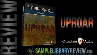 Review Uproar by Chocolate Audio