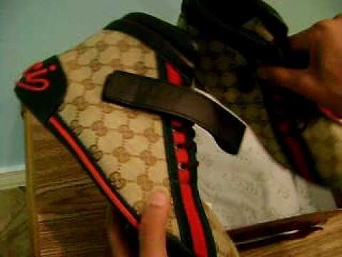 Crazy Gucci Shoes - YouTube
