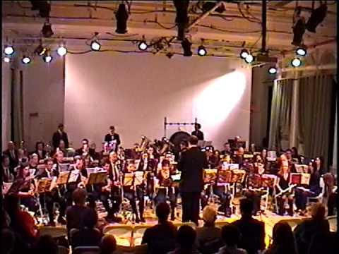 Manhattan Wind Ensemble - December 13th, 2011 - 06 Morning Star