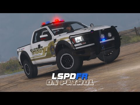 LSPDFR - Day 82 - Police Ford Raptor