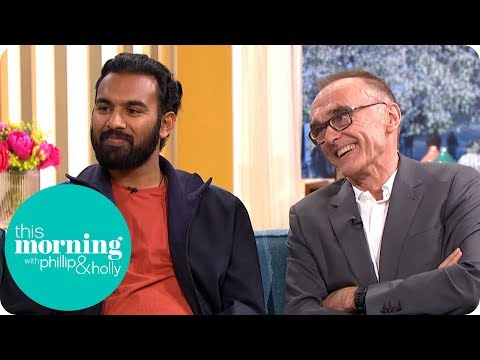 Himesh Patel & Danny Boyle Discuss Yesterday And Quitting New Bond Film | This Morning