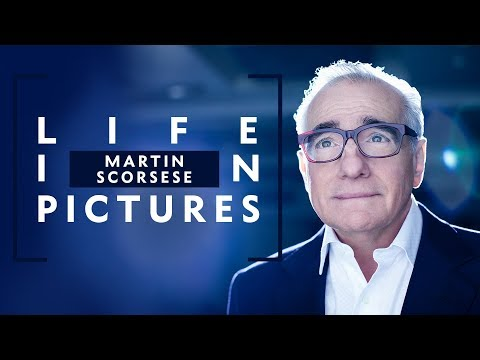 Martin Scorsese: A Life In Pictures