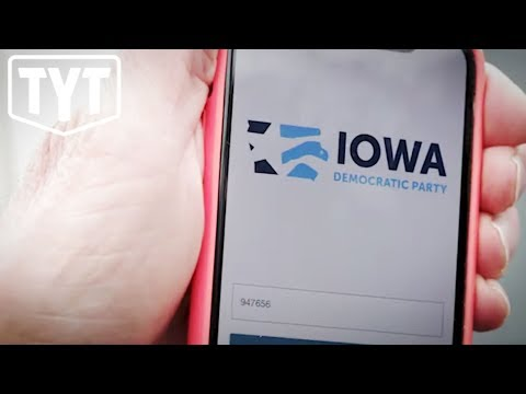 "New MUST-SEE ""Ad"" Apologizes For Iowa Caucuses App Disaster"