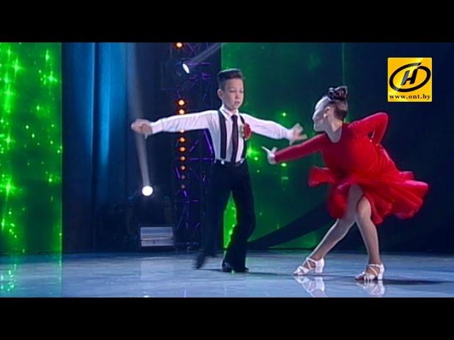 """Мария Часнык и Игорь Иваш, """"Талент Краiны"""""""
