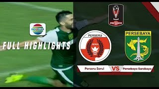 Download Video Perseru Serui (2) vs (3) Persebaya Surabaya - Full Highlights | Piala presiden 2019 MP3 3GP MP4