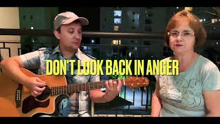 Don't look back in anger (Oasis)