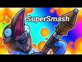 Download Video Super Smash Funny Moments - Stick Fight Meets 3D! MP4,  Mp3,  Flv, 3GP & WebM gratis