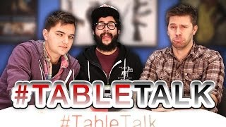 Superhero Musicals, and How Far is Too Far? on #TableTalk!