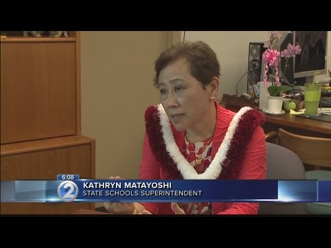 Matayoshi addresses final months as Hawaii schools superintendent