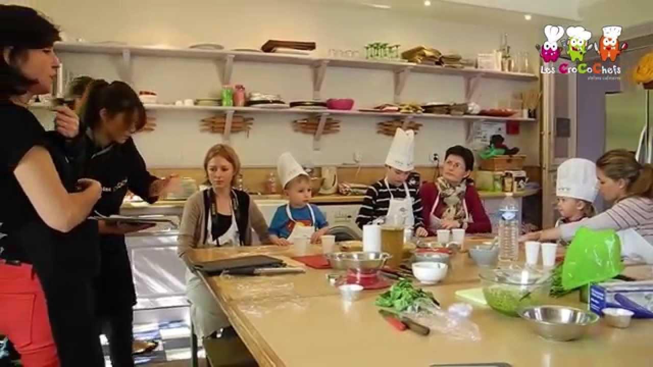 Cours de cuisine adultes et enfants les crocochefs au - Cours de cuisine enfant ...