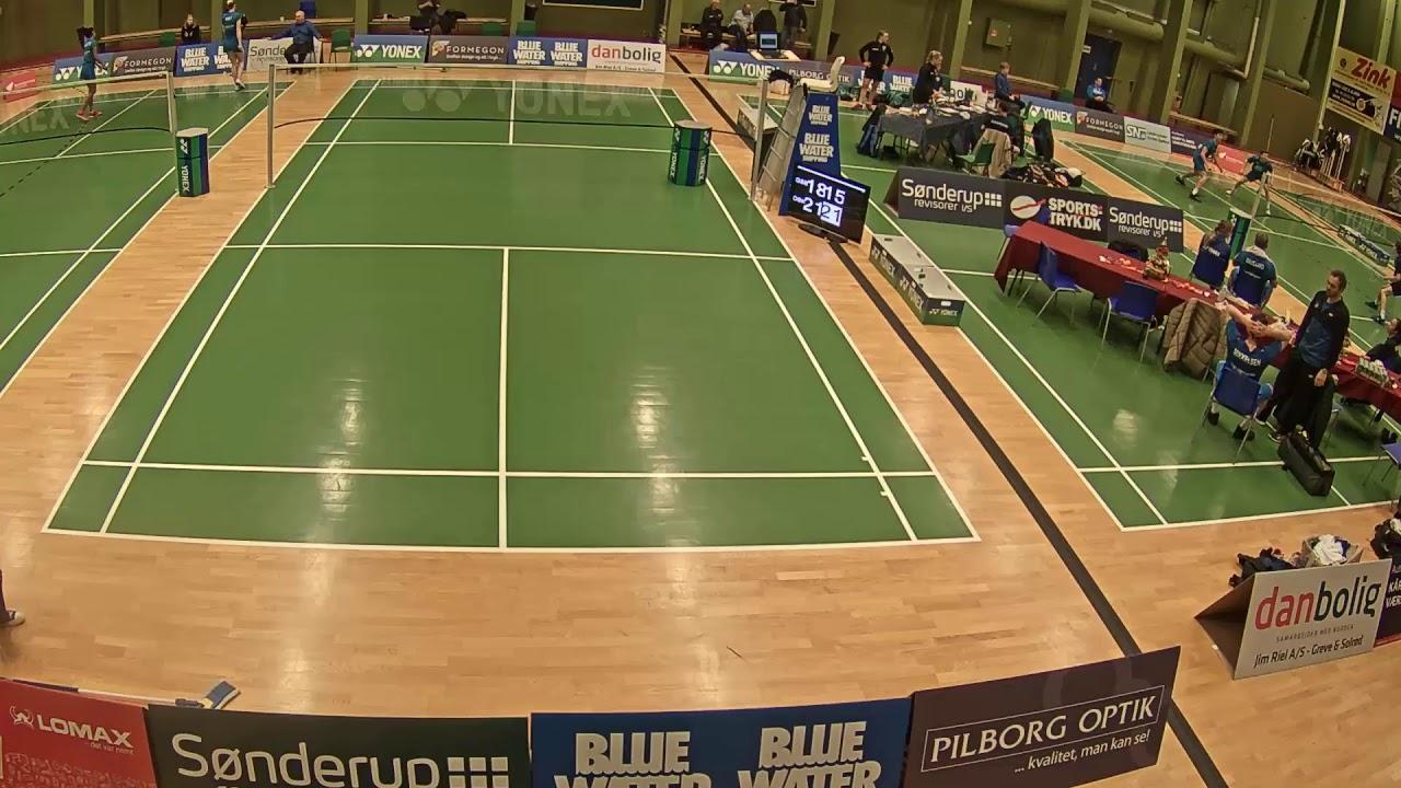 Greve Strand Badminton Live, Bane 2