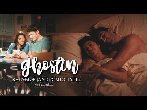 Jane + Rafael (& Michael) L Ghostin (+5x03)