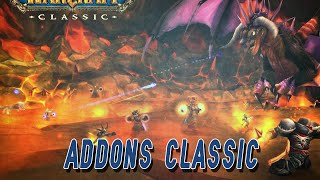 MELHORES ADDONS - WORLD OF WARCRAFT CLASSICO(VANILLA)