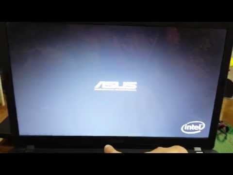 USB Boot option, cannot boot Windows with USB, ASUS